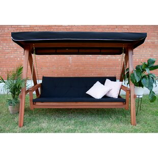 Peggy Daybed Porch Swing with Stand