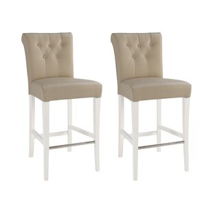 Ziggy Bar Stool (Set Of 2) By August Grove