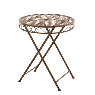 Remicourt Iron Bistro Table By Sol 72 Outdoor