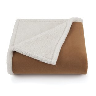 Vellux Shearling Throw