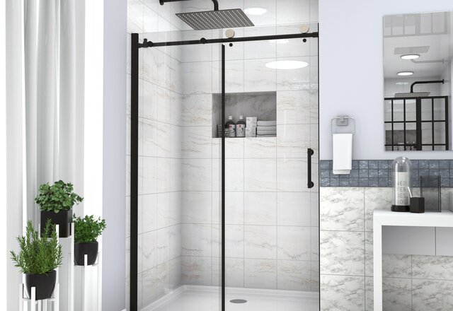 Top-Rated Shower & Tub Doors