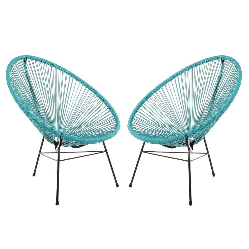 PoliVaz Acapulco Papasan Chair & Reviews | Wayfair