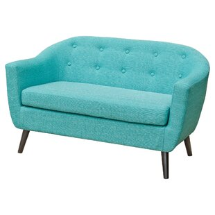 Cleo Loveseat By DCor Design