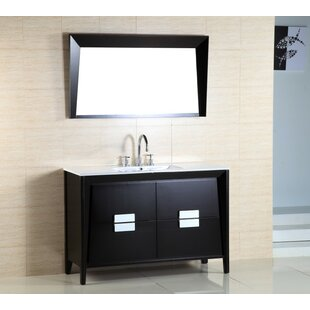 48 Single Sink Vanity Set By Bellaterra Home