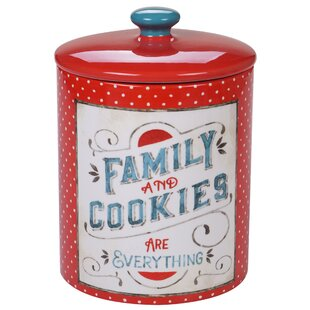 Eagarville 4 qt. Cookie Jar