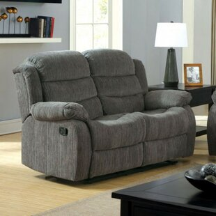 Comparison Gephart Transitional Reclining Loveseat Red Barrel Studio