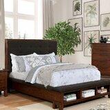 Vasilisa Tufted Low Profile Storage Standard Bed by Gracie Oaks