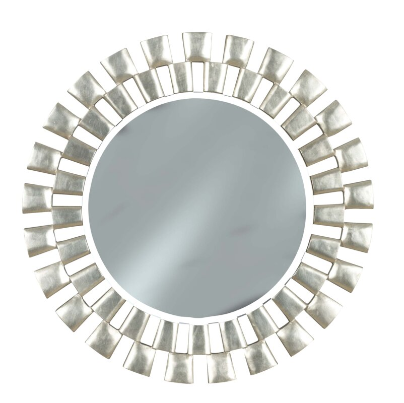 Willa Arlo Interiors Galm Sunburst Accent Wall Mirror Reviews