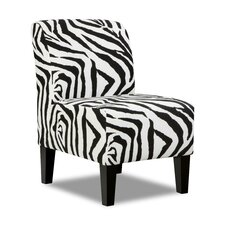Armless Chair by Simmons Upholstery