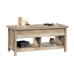 Tilden Lift Top Coffee Table with Storage