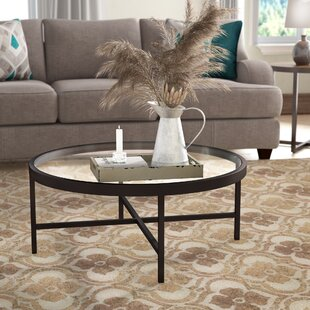 Pinehurst Coffee Table by Three Posts