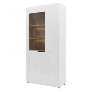 Weinmann Display 2 Door Accent Cabinet by Latitude Run