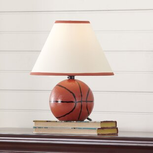 Sports table lamps youll love slam dunk 12 table lamp mozeypictures Choice Image