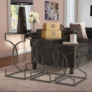 Ghislain 3 Piece Nesting Tables