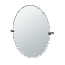 Black Oval Vanity Mirrors You Ll Love In 2021 Wayfair