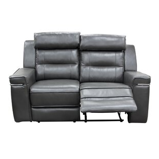 Read Reviews Duncan Reclining Loveseat by Diamond Sofa Reviews (2019) & Buyer's Guide