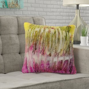 Leonard Glazed Kinetics Decorative Throw Pillow
