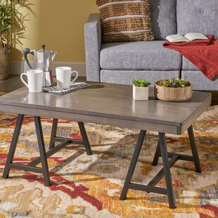 Atkins Coffee Table Williston Forge