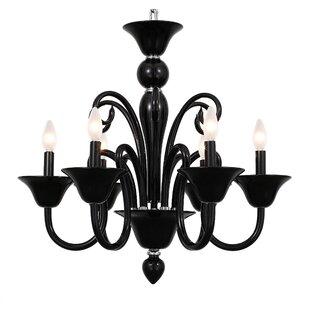 Astoria Grand Hickman 6-Light Chandelier