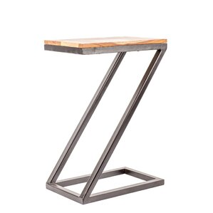 Cindi Z End Table by Williston Forge