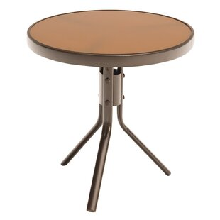 Jack Post End Table