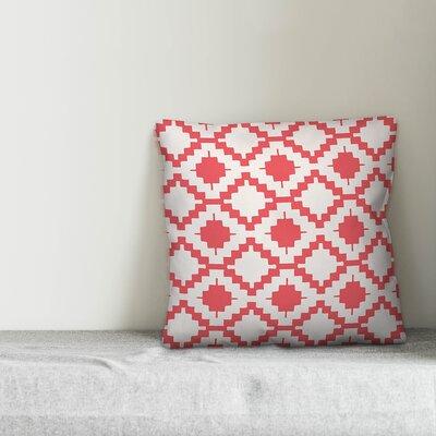 Mccomb Boho Aztec Indoor/Outdoor Throw Pillow by Wrought Studio Best Design