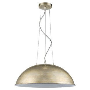 Orren Ellis Hatten 1-Light Pendant