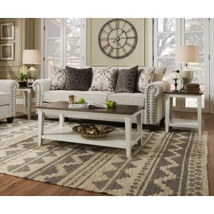 Alter 2 Piece Coffee Table Set  sc 1 st  Wayfair & Dark Brown Coffee Table Set | Wayfair