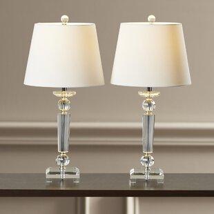 Morgan 2 Piece Table Lamp Set (Set of 2) by Safavieh