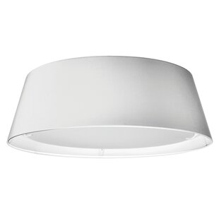 Wade Logan Lachesis 1-Light Flush Mount