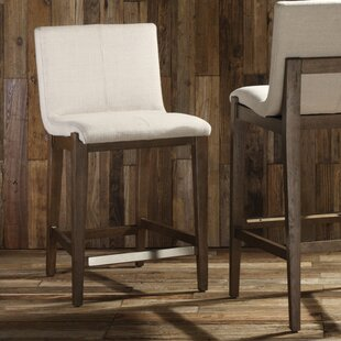 Valerie Linen 26 Bar Stool