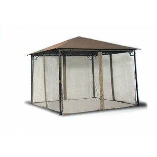 Gazebo Mosquito Screen by Living Accents