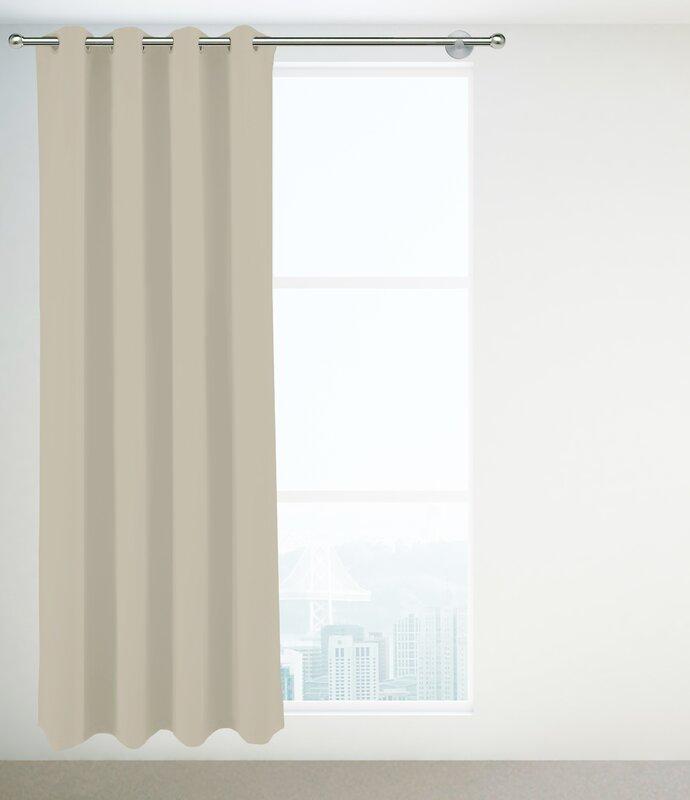 goldmond vorhang london mit sen zum verdunkeln bewertungen. Black Bedroom Furniture Sets. Home Design Ideas