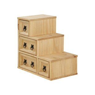 Dean 4 Drawer Chest By Alpen Home