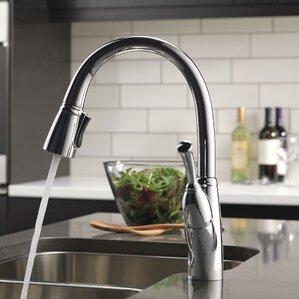 Delta Allora Single Handle Pull Down Kitchen Faucet