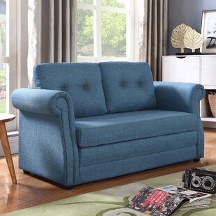 Best Choices Redmond Sleeper Loveseat by Andover Mills Reviews (2019) & Buyer's Guide