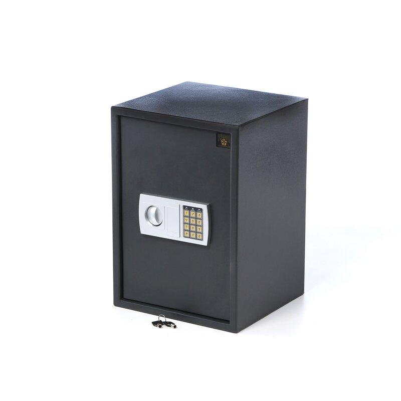 Quarter Master Electronic Lock Digital Home Office Security Safe
