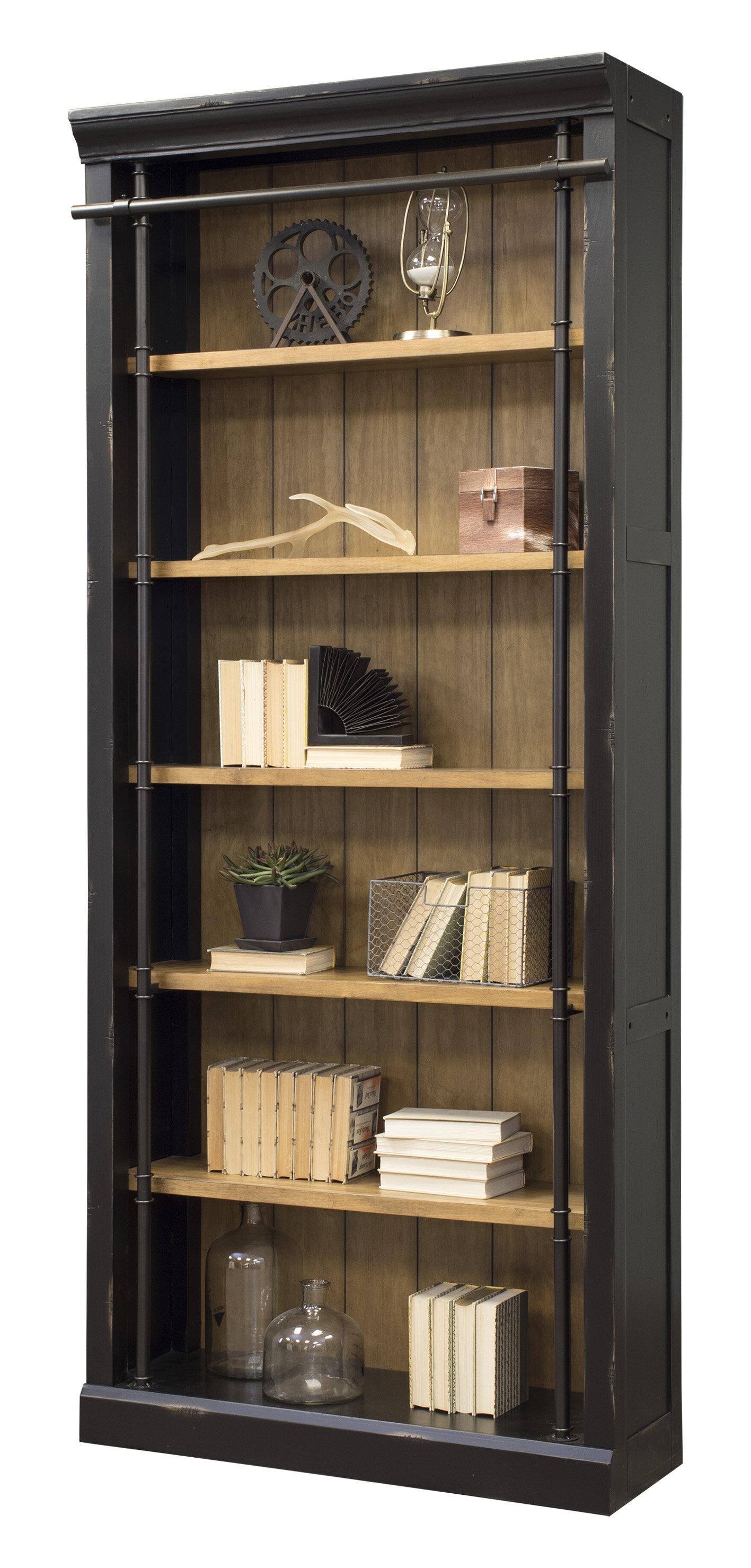 Marilee 94 H X 40 W Standard Bookcase Reviews Birch Lane