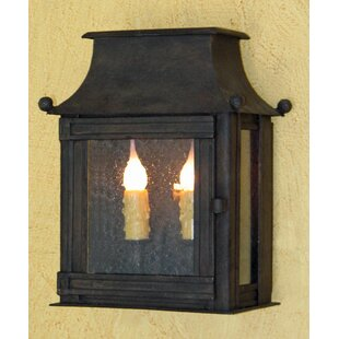Top Reviews Legion 2-Light Outdoor Wall Lantern By Laura Lee Designs