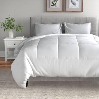 Three Posts Hitchens All Season Single Reversible Comforter Reviews Wayfair