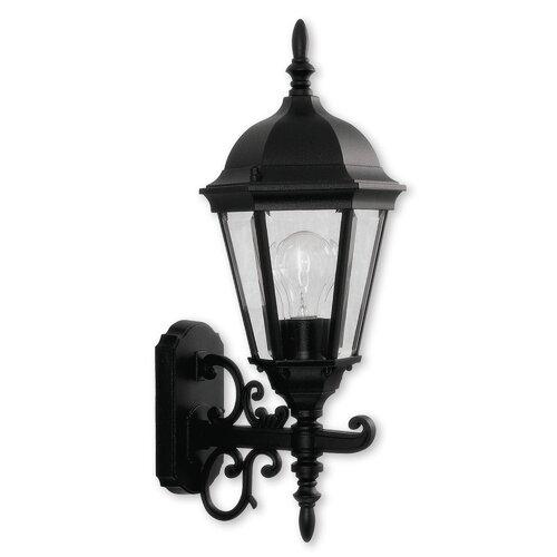 Charlton Home Gibbons 3 Light Outdoor Wall Lantern Reviews Wayfair