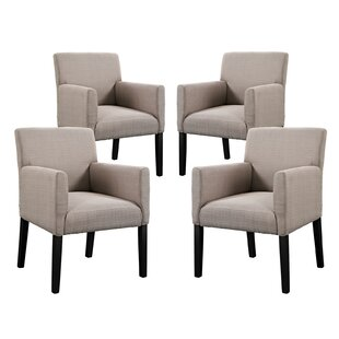 Mowery Heights Arm Chair (Set of 4)