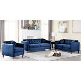 Bellair 3 Piece Living Room Set by House of Hampton