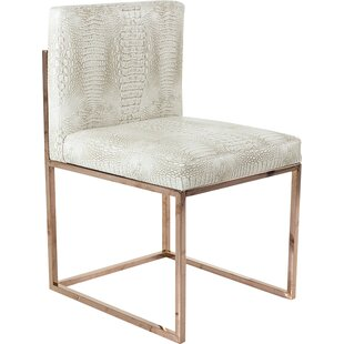 Upholstered Dining Chair by ModShop Great Reviews