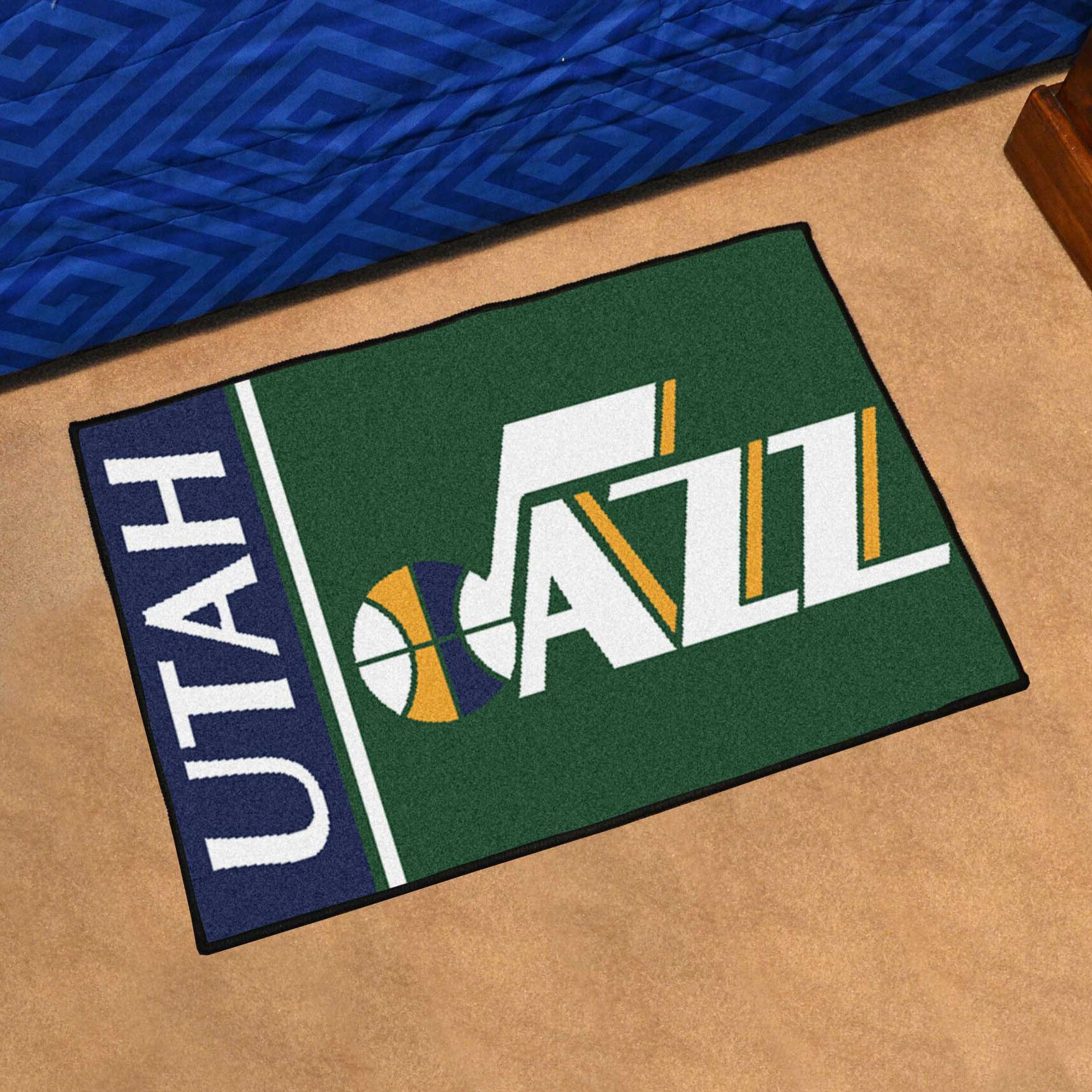 6a98e87b330 FANMATS NBA Utah Jazz Starter Mat