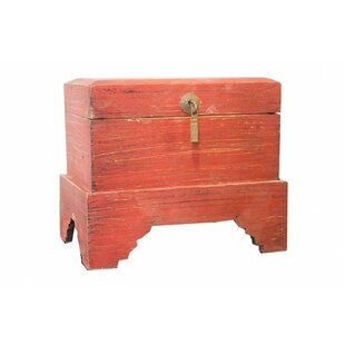 Bloomsbury Market Westra Trunk on Stand