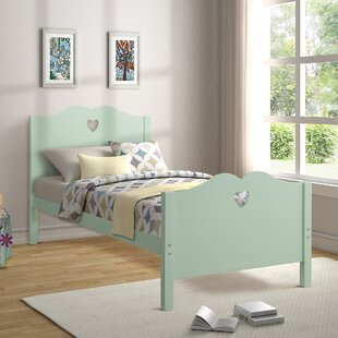 Eastford Twin Platform Bed by Harriet Bee