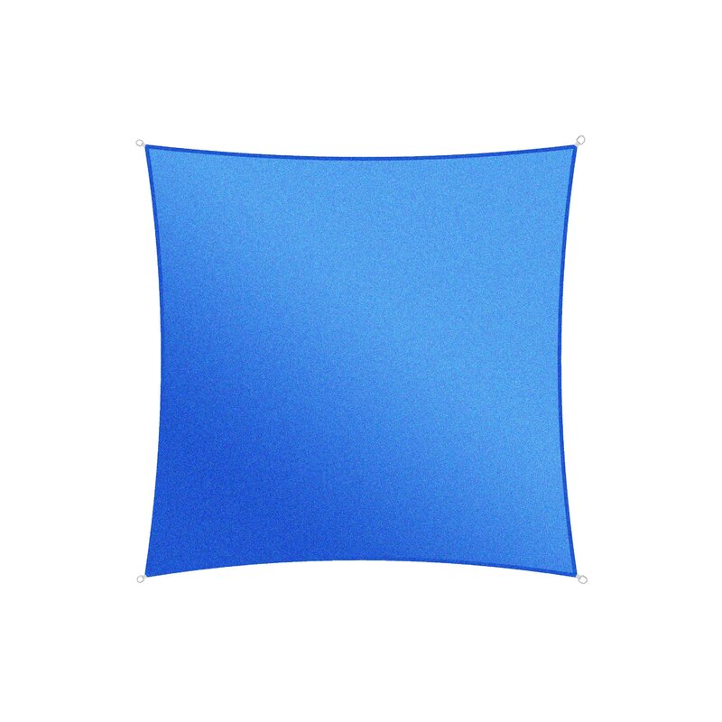 ALEKO 10 Shade Sail  Color: Blue