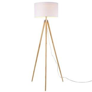 tripod floor lamps you ll love wayfair ca