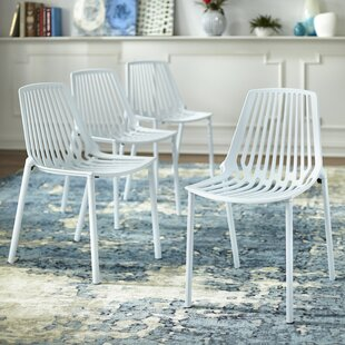 Femke Dining Chair (Set of 4) Latitude Run